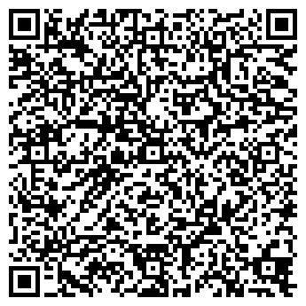 QR-код с контактной информацией организации МУКОС-ФАРМА CZ
