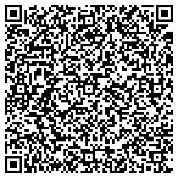 QR-код с контактной информацией организации ВИТРАЖ И ЖИВОПИСЬ НА СТЕКЛЕ