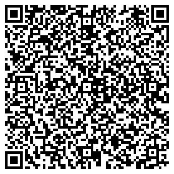 QR-код с контактной информацией организации РОСВУЗДИЗАЙН