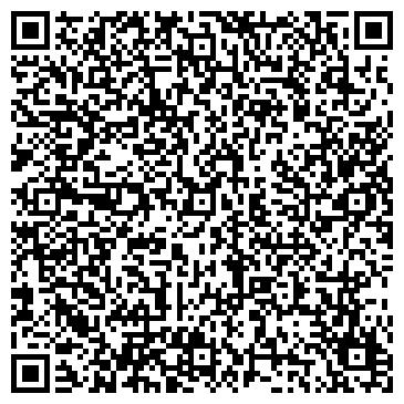 QR-код с контактной информацией организации АВГУСТ САЛОН ПАРИКОВ, ООО