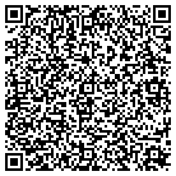 QR-код с контактной информацией организации ТЕРРА - СЕТЬ МАГАЗИНОВ