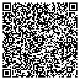 QR-код с контактной информацией организации ЗАО АВАЛОН