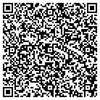 QR-код с контактной информацией организации № 1 ГОРОДСКАЯ