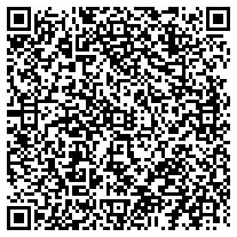 QR-код с контактной информацией организации ОФТАЛЬМИКС, ООО