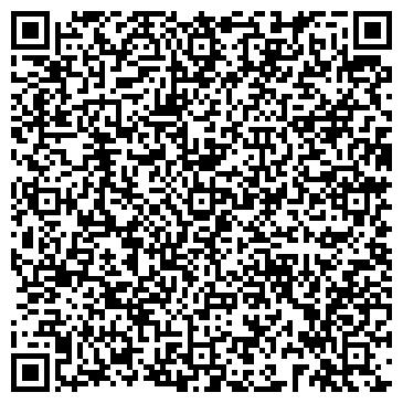 QR-код с контактной информацией организации СТУДИЯ ПРИЧЕСОК ДЕНИСА ОСИПОВА