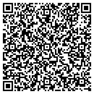 QR-код с контактной информацией организации АЛЕША, ООО