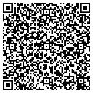 QR-код с контактной информацией организации ООО АУРА