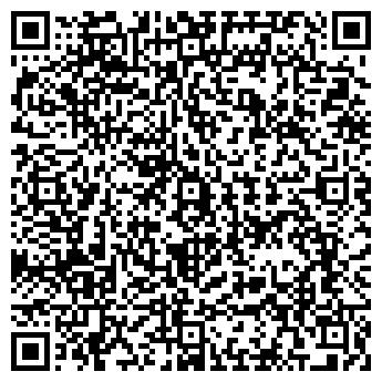 QR-код с контактной информацией организации ГАЛАКТИКА КРАСОТЫ