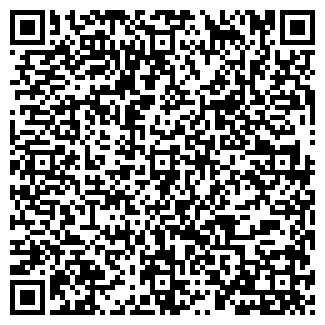 QR-код с контактной информацией организации МАДЖЕНТА
