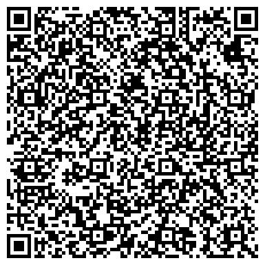 QR-код с контактной информацией организации ПОЗИТИВ ПЛЮС ШКОЛА НЕЛ-ДИЗАЙНЕРСКОГО ИСКУССТВА