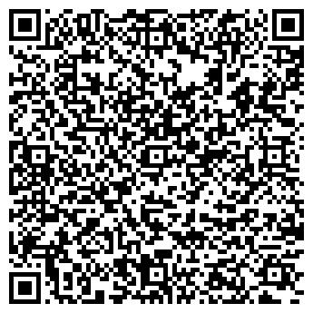 QR-код с контактной информацией организации САЛОН КРАСОТЫ ЛЮКС