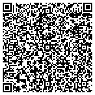 QR-код с контактной информацией организации СТУДИЯ ПРИЧЕСОК ЮЛИИ ШКРЕДОВОЙ