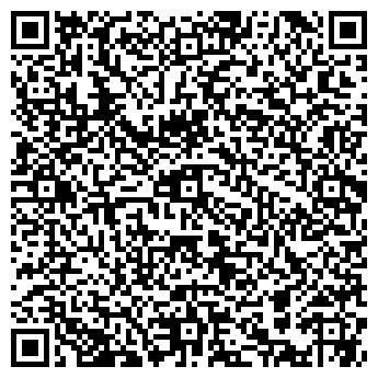 QR-код с контактной информацией организации HAIR & BEAUTY