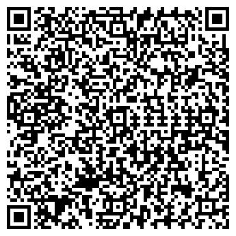 QR-код с контактной информацией организации PALACE ROSES