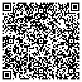 QR-код с контактной информацией организации TONI & GUY