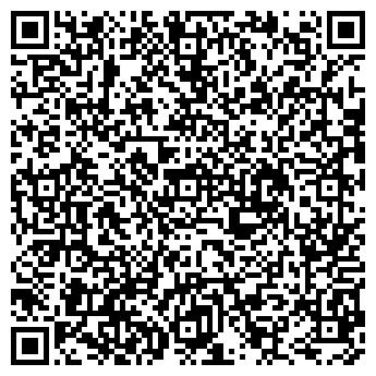 QR-код с контактной информацией организации PRINCESS AND FROGS