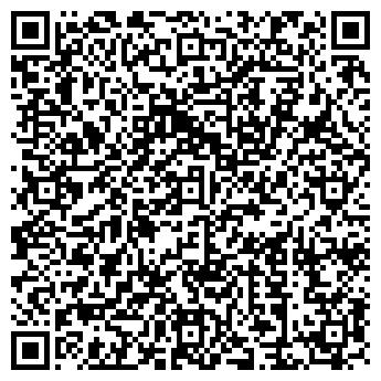 QR-код с контактной информацией организации БАРБАРИСКА АРТ СТУДИЯ