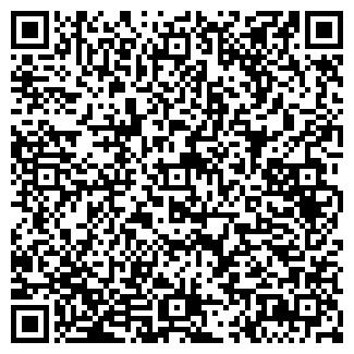 QR-код с контактной информацией организации КЛОУН-ГЕРЛЗ
