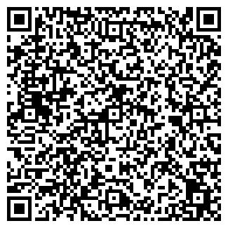QR-код с контактной информацией организации ALLURE