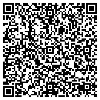 QR-код с контактной информацией организации ORANGE-FOTO