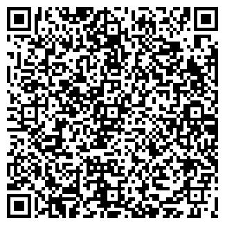 QR-код с контактной информацией организации ВИОЛИН