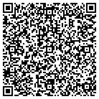 QR-код с контактной информацией организации ПЛАНЕТА ДОМ, ООО