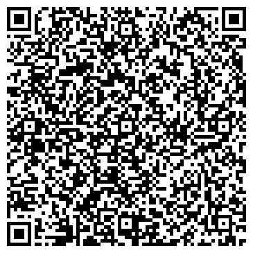QR-код с контактной информацией организации КЛИНИНГОВАЯ КОМПАНИЯ РОНОВА