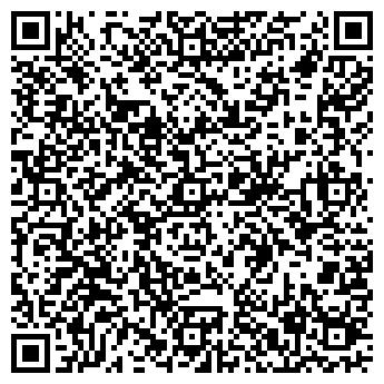 QR-код с контактной информацией организации ООО ДЖИНА