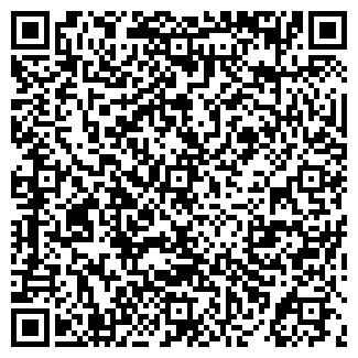 QR-код с контактной информацией организации АСТАНАТОПОГРАФИЯ РГКП
