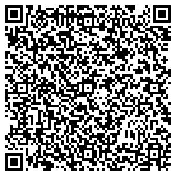 QR-код с контактной информацией организации EQUATOR ЦЕНТР