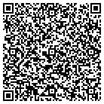 QR-код с контактной информацией организации ДОМ ТУРГЕНЕВА