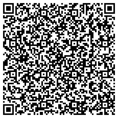 QR-код с контактной информацией организации EUROPA HOUSE INTERNATIONAL BUSINESS CENTER (ЕВРОПА ХАУС)