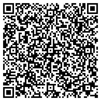 QR-код с контактной информацией организации ЗАО СКАМ
