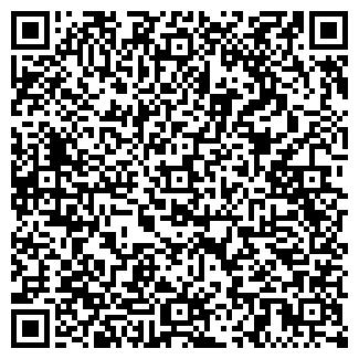 QR-код с контактной информацией организации FLAMMEN LTD