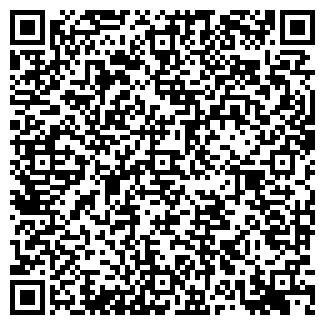 QR-код с контактной информацией организации ОКНА.BIZ