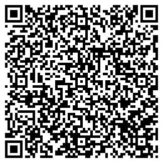 QR-код с контактной информацией организации АДВУС-НЕВА