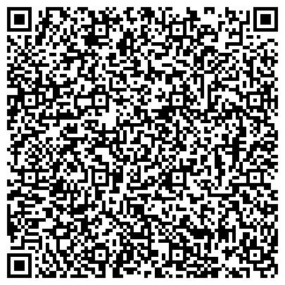 QR-код с контактной информацией организации ЦЕНТР ИСПЫТАНИЙ ТЕКСТИЛЬНЫХ МАТЕРИАЛОВ И ОДЕЖДЫ