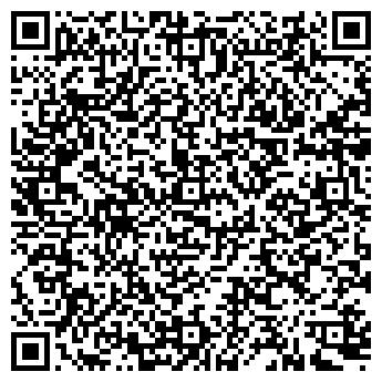 QR-код с контактной информацией организации АК-АУЫЛ КОРПОРАЦИЯ АО