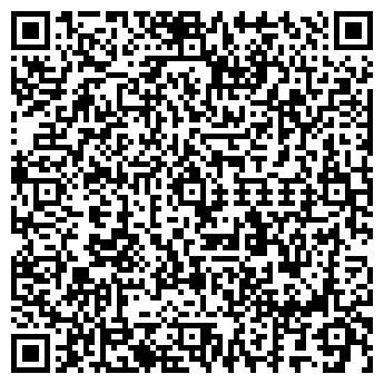QR-код с контактной информацией организации RED WOOD