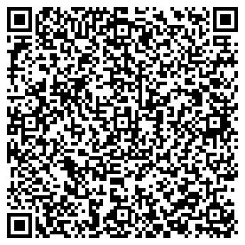 QR-код с контактной информацией организации АЛЕБАРДА, ООО