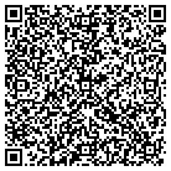 QR-код с контактной информацией организации МАНЫЧ, ООО