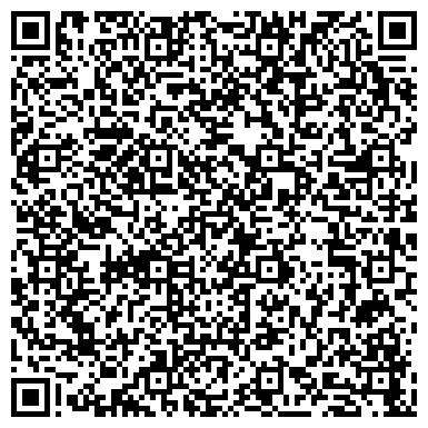 QR-код с контактной информацией организации ГЕОДЕЗИИ, АЭРОСЪЕМКИ И КАРТОГРАФИИ ИНСТИТУТ ФИЛИАЛ