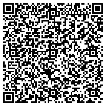 QR-код с контактной информацией организации АМПИР НЕДВИЖИМОСТЬ