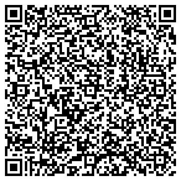 QR-код с контактной информацией организации АН АЙРИС