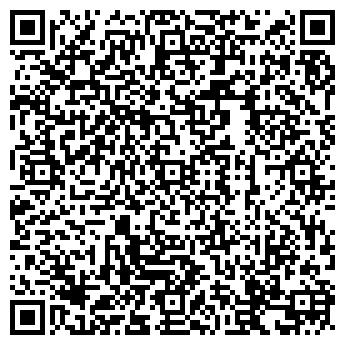 QR-код с контактной информацией организации ООО Динас