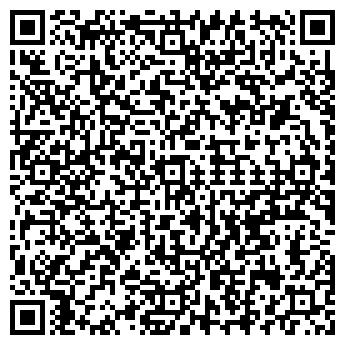 QR-код с контактной информацией организации KNIGHT FRANK