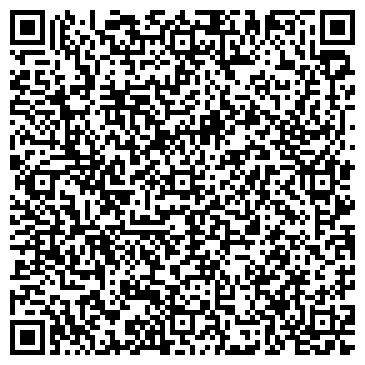 QR-код с контактной информацией организации РУССКАЯ УСАДЬБА АРТ-САЛОН