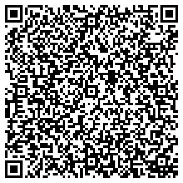 QR-код с контактной информацией организации Галерея искусств KGallery