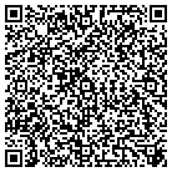 QR-код с контактной информацией организации ARTPETERSBURG