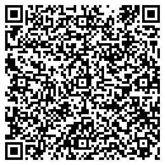 QR-код с контактной информацией организации ЛУНА+, ООО